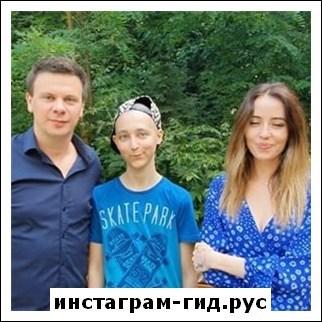 Дмитрий Комаров