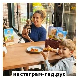 Ольга Агибалова
